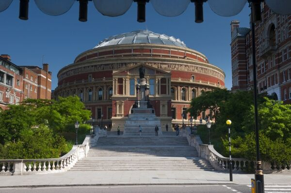 UK, London, Royal Albert Hall