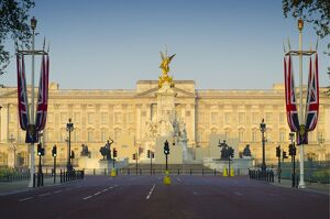 UK, England, London, Buckingham Palace, Royal Wedding