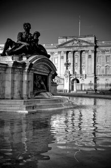 UK, London, Buckingham Palace